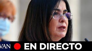 DIRECTO: Salvador Illa entrega la cartera del Ministerio de Sanidad a Carolina Darias