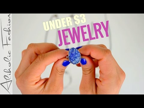 Jewelry from #AliExpress - Vol.2: REVIEW by Aliholic Fashion - Accessories from China
