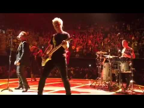 U2 - The Forum - 5-27-15 - Angel of Harlem