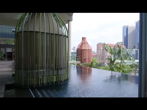 Park Royal on Pickering Singapore Hotel Review