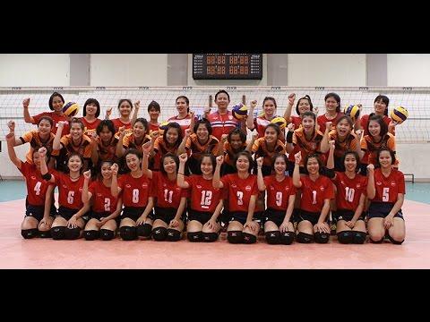 'โรงเรียนกีฬานครนนท์วิทยา 6' ยอดทีมแห่งวงการลูกยางมัธยมไทย