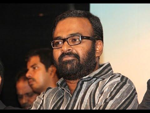 Director Bharathan never gets angry - Karu...