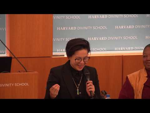 Buddhism And Race Conference 2019 Panel One: Buddhism, Race, And Gender