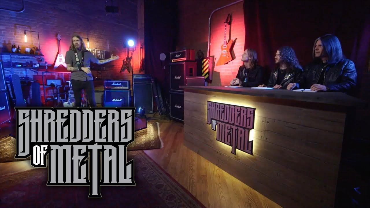 SHREDDERS OF METAL Episode One: Series Premiere! youTube Thumbnail