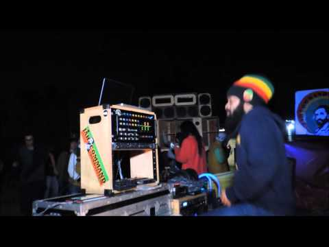 The Cosmic Session Chapter II (Tláhuac, México) - King Alpha ①