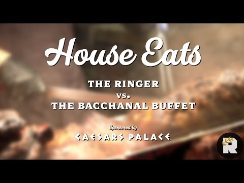 House Eats: The Ringer Vs. The Bacchanal Buffet In Caesars Palace | The Ringer