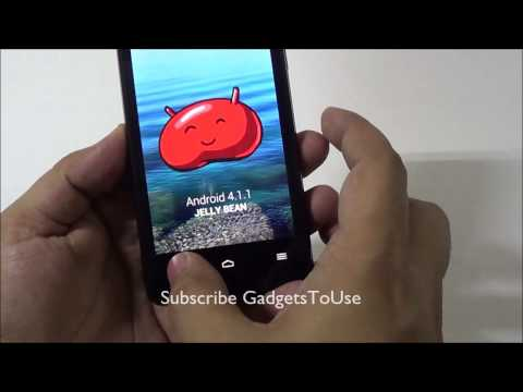 Huawei Ascend Y300 Unboxing and Quick Review Travel Video