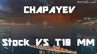 Stock Chapayev - Taking On T10 MM