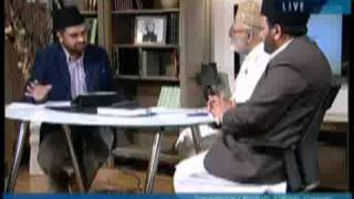 Allegation of Anti Ahmadiyya Muslims about Strong words used by Mirza Sahib.flv