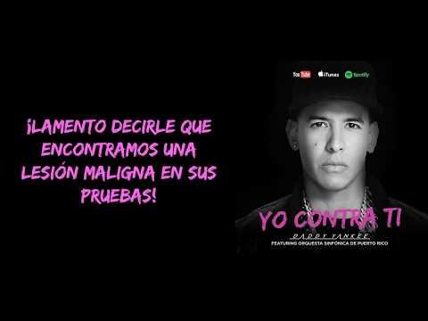 Daddy Yankee – Yo Contra Ti (Letra) ft Orquesta Sinfónica de Puerto Rico