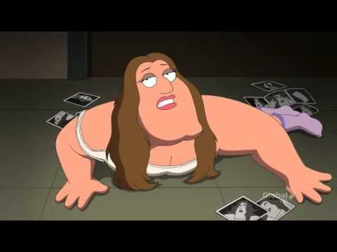 Joe's Fiona Apple tribute video! Family Guy