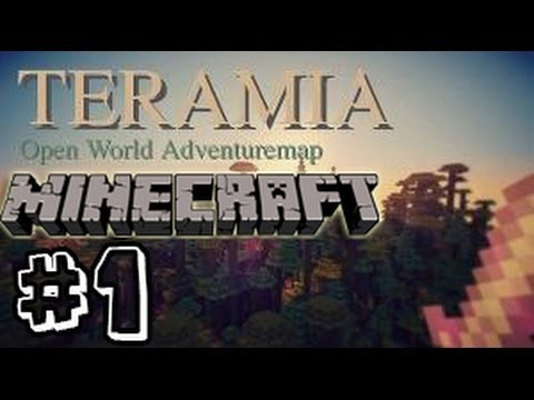 minecraft roleplaying adventure maps