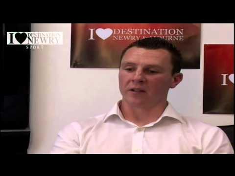 GAA Interviews: Steven Poacher with John Clarke and Cathal Murray.