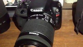 Lente súper telephoto 650-1300mm zoom manual/ para CANON  cámaras
