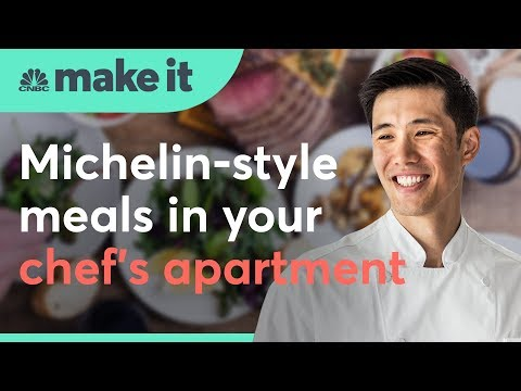 Why big time chefs are opening supper clubs, not restaurants | CNBC Make It
