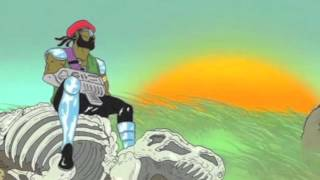 Major Lazer - Get Free (feat. Amber of Dirty Projectors) [Bonde do Role Remix]