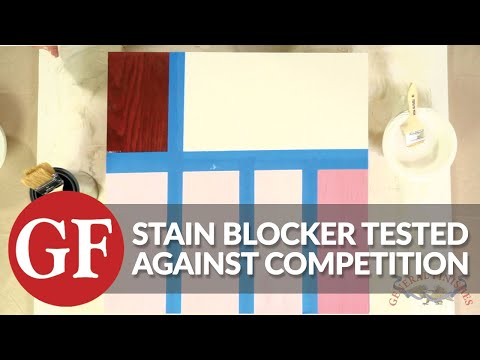 The Power of General Finishes Wood Primer Stain Blocker