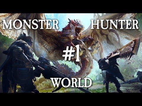 Monster Hunter World Gameplay German - Beta #1 - Let's Play Monster Hunter World Deutsch