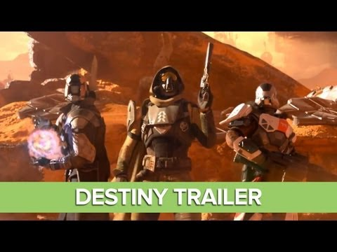 Destiny Trailer - Destiny Cinematic/Live Action Trailer