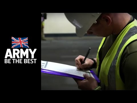 Movement Controller - Roles in the Army - Army Jobs
