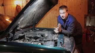 Ford Explorer 2 SOHC снятие двигателя. Замена цепей ГРМ - Начало.