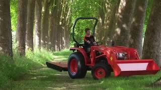 Tracteur compact Kubota L1361