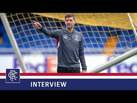 INTERVIEW | Steven Gerrard | 25 Oct 2018