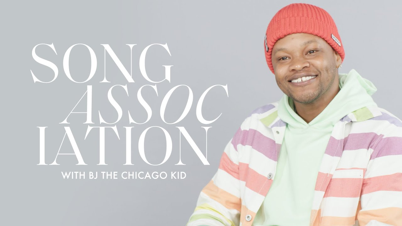BJ The Chicago Kid Sings Usher, TLC, and New Song