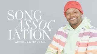 "BJ The Chicago Kid Sings Usher, TLC, and New Song ""Time Today"" in a Game of Song Association 