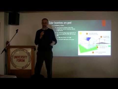 11192014 Economics of Solar Panels 1 of 3