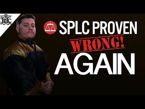 IUIC: SPLC PROVEN WRONG AGAIN! IUIC IS NOT A BLACK HATE GROUP WITH REPORTER ERIN LISCH!