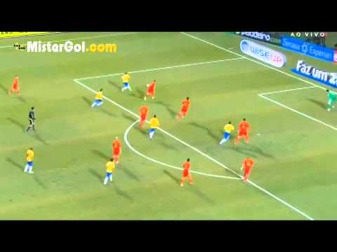 Neymar Santos mejores regates (Best Skills) Santos & Brazil 2012 Travel Video