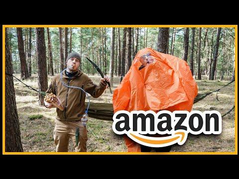 5 günstige Outdoor Gegenstände von Amazon - Outdoor Bushcraft Deutschland