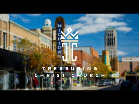 The Vision Of Treasuring Christ Church - The Indescribable Christ
