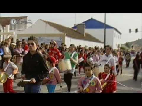 Carnaval 2012 Serro Ventoso - Porto de Mós