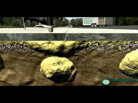 Prime Resins Soil Stabilization