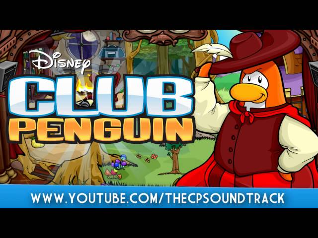 Club Penguin Music OST Soundtrack: Fairy Fables Stage Play Theme Music 2013