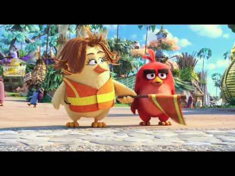 """Angry Birds - Il Film - Clip dal film """" Red - Attraversamento pedonale"""""""