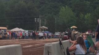 Loyalsock Antique Farm Machinery Show 2016 Tractor Pulls