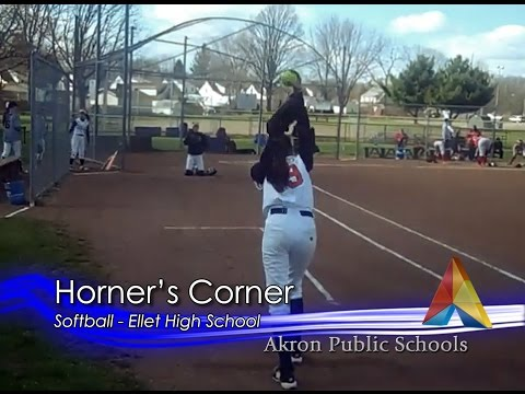 Horner's Corner: Softball - Ellet High School