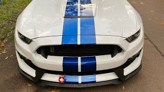 DÉMARRAGE HOLD UP ! #SHELBY