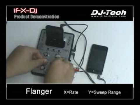 DJ TECH IFX-DJ DEMONSTRATION