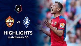 Highlights CSKA vs Krylia Sovetov (6-0)