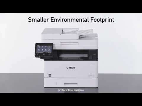 Canon ImageCLASS Product Video MF424dw And MF426dw