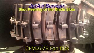 Cfm56 7b Manual blades