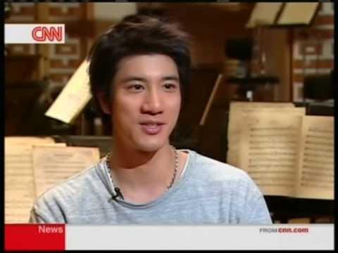 王力宏 Leehom on Talk Asia ~ Part 1/3