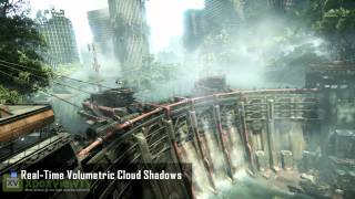 CryENGINE 3 | Crysis 3 Tech DEMO | 2012 | FULL HD