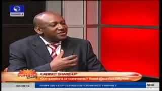 Cabinet Shuffle: President