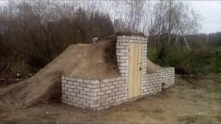 видео Как правильно построить погреб: в сарае, в гараже, на высоких грунтовых водах
