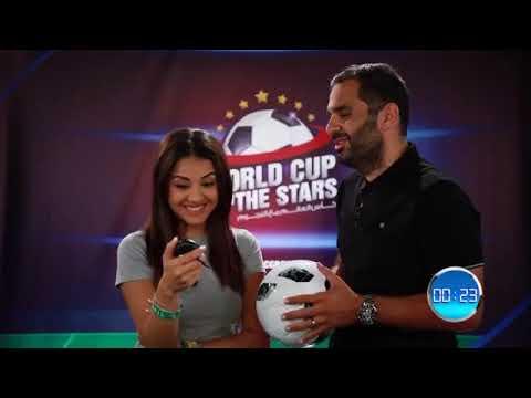 كأس العالم مع النجوم -    الإعلامي الرياضي رواد مزهر